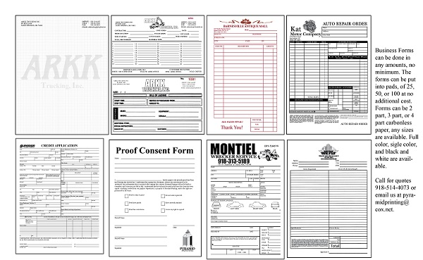 The Importance Of Business Forms  Free Job Application Form